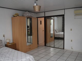 Two room appartment in the middle of Oranjestad.