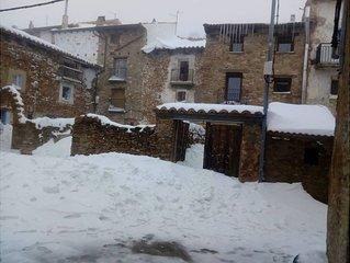 Apartamento Joaquim en Valdelinares.