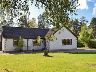 4 bedroom accommodation in Nethy Bridge, near Aviemore