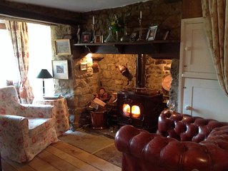 Traditional, original, cosy Cotswold Hideaway,  Getaway, A place to regenerate