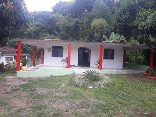 Villa del Bosque,un paraiso