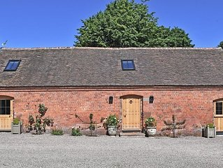 Beautifully crafted converted barn with stunning ground floor accommodation