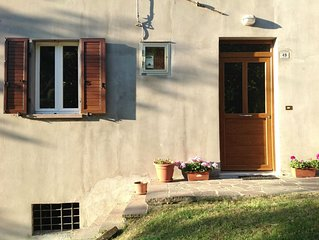Italy, Le Marche: Holiday home - 3 bedrooms, terrace with lovely views, garden.