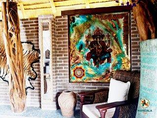 Krishna, habitación boutique exclusiva para dos