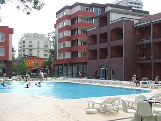 Zornitsa - Deluxe apartment for 4 adults in the centre of Sunny Beach