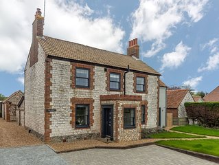 Dating from the Victorian era, this stunning house has been beautifully restored
