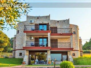 Villa Nature - Stone built maisonette
