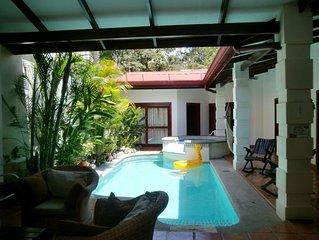 Vakantiestrandhuis in Costa Rica -Punta Leona resort- te huur