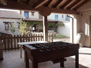 Casa Mariano para 6 personas (posibilidad de 8 en cama supletoria y cunas)