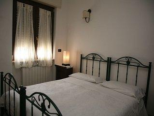 Camera 4 del residence, matrimoniale con bagno privato