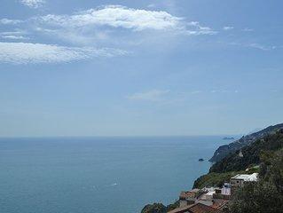 Belvedere Amodeo - Amalfi Coast - Conca dei Marini