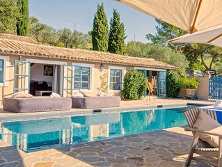 Villa Azzurra, a charming manor house, with private pool