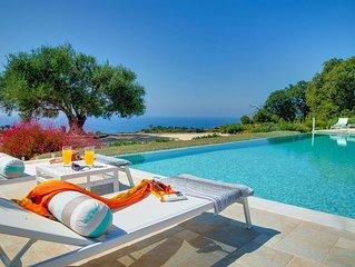 Exclusive, Secluded, Luxury, Sea Views, Outdoor Cinema, Chef, Croquet, HEAVEN!!