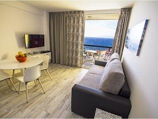Attico, Balcone Vista Mare, WiFi, 200m dalla Spiaggia, TV SAT, Ristrutturato