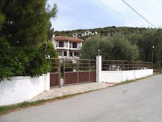 Kleopatra's house at sea nearby Lefokastro Village - AMA ***********