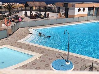 Luminoso Apartamento 'SUN' Sol y Relax en Fuerteventura
