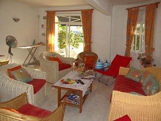 Villa de charme dans un decor idyllique... avec des PLUS  qui font la DIFFERENCE