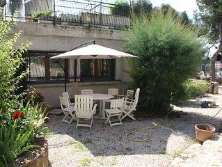 Maison 100m2 situé dans pinède & villa familiale