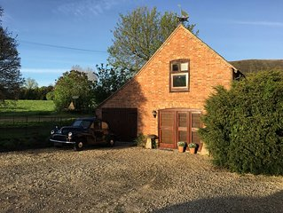 Luxury Barn a mile from Stratford upon Avon