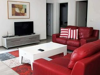 Modern Apartment - A great view over Pristina