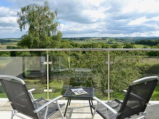 A beautiful modern two bed (both en-suite) cottage in rural Mid Devon - idyllic