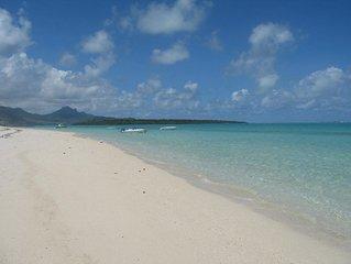 Brand new beach-front villa in idyllic location mfo