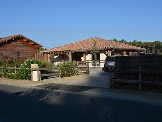 Location saisonnière de villa de vacances
