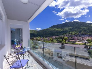 Villa Pervinca, Caslano, Switzerland