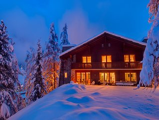 A Beautiful Family Chalet And Possibly One Of Zermatt's Best Kept Secrets!