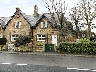 Jasmine Cottage, ALNMOUTH