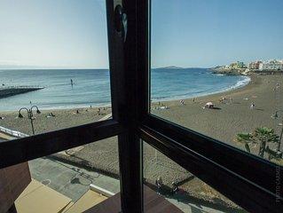 Apartamento en PRIMERA LINEA de la Playa de Melenara