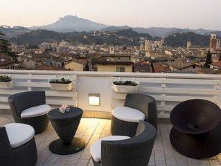 Vista Torri Ascoli Piceno