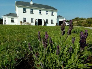 Lavender House is in the beautiful country side of Co. Mayo, close to Swinford
