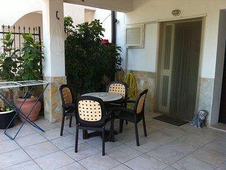 Lussuoso Biolocale con veranda, Peschici periferia