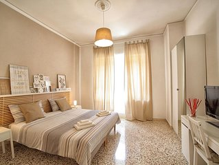 'Helio's casa vacanze' di 140m² in Salerno