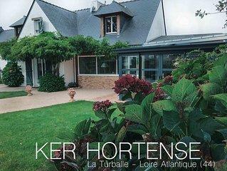 KER HORTENSE - Luxuary house