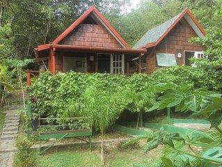 Cedar Cottage, a place to unwind
