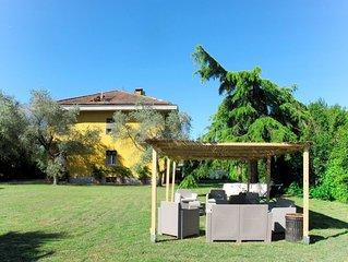 Ferienwohnung Casa Alberti (MAS241) in Marina di Massa - 4 Personen, 2 Schlafzim