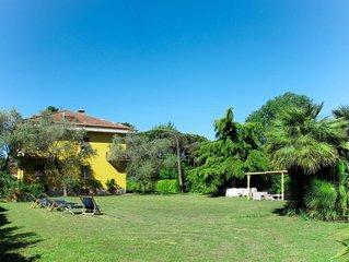 Ferienwohnung Casa Alberti (MAS240) in Marina di Massa - 4 Personen, 2 Schlafzim