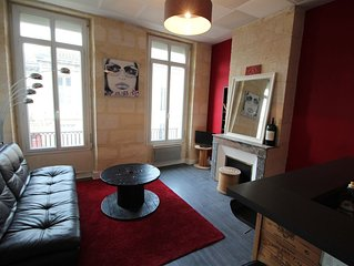 Beautiful renovated apartment with parking