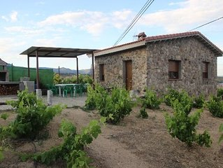Casa rural (alquiler íntegro) Fuente Buena para 3 personas