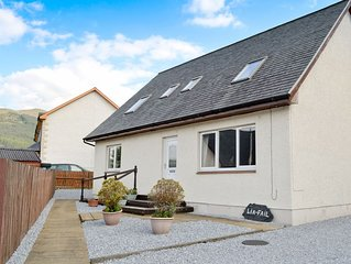 4 bedroom accommodation in Ballachulish, near Fort William
