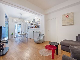 Beautiful apartment for 3 guests with WIFI, A/C, TV and pets allowed