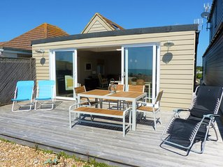 Stunning beach cottage for the perfect British holiday