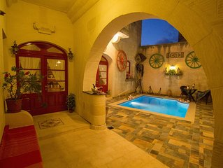 Ta' Marie a fully airconditioned villa in a quiet location in gozo