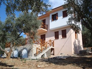 Villa with fantastic views over the Pagasitic gulf MHTE0726K***********