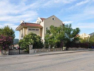 Superb 4 Bedroom Villa With Private Pool In Ovacik, Close To Hisaronu.