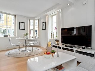 Lovely apartment with superb location ......... in the heart of Bryggen