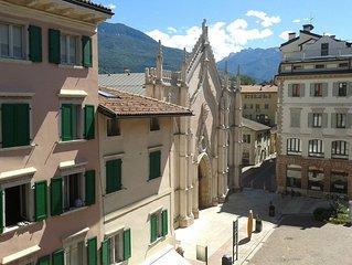 Miniappartamento nel Centro Storico di Trento - Via San Pietro 18