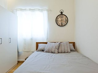 PRIME Location 2 Rooms comfortable accommodatin 4P